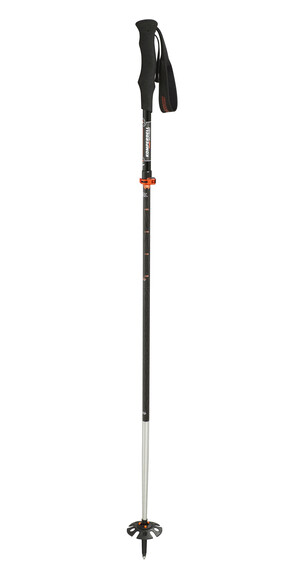 Komperdell Carbon Ultralight Vario 4 Compact Poles